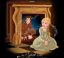 The Girl In The Fireplace by saqman