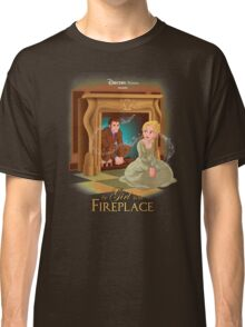 The Girl In The Fireplace Classic T-Shirt