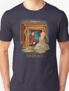 The Girl In The Fireplace Unisex T-Shirt