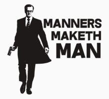 Manners Maketh Man by EternalDragon