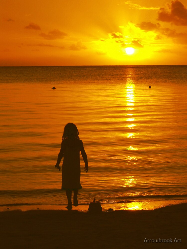Sunset by John Brotheridge