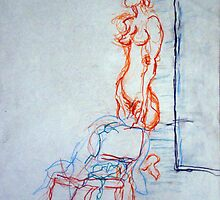 NUDE 3 by Tammera