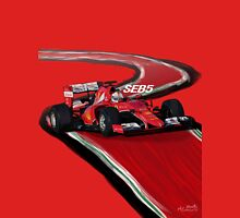 Ferrari SF15-T - Seb5 Unisex T-Shirt