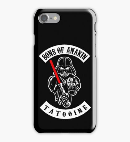 Sons Of Anakin iPhone Case/Skin