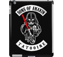 Sons Of Anakin iPad Case/Skin