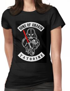 Sons Of Anakin Womens Fitted T-Shirt