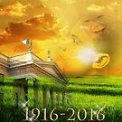 1916-2016 GPO Dublin by Declan Carr