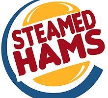 Steamed Hams by thebdogg
