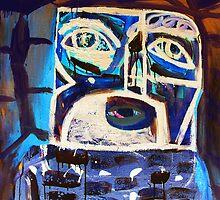 Self Portrait 08 by Roy B Wilkins