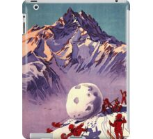 Ski Austria & Germany iPad Case/Skin