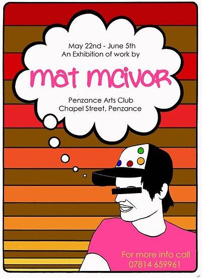 Shameless Self Promotion by Mat McIvor