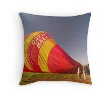 Outback Ballooning Throw Pillow