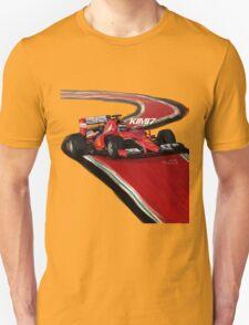 Ferrari SF15-T - Kimi7 T-Shirt