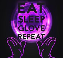 Gloving - Emazing Lights LED (Purple) by atomickid