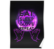 Gloving - Emazing Lights LED (Purple) Poster