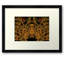 Fractal 21 Framed Print
