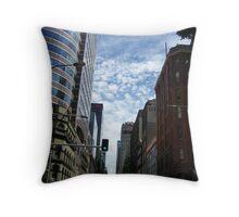Kent Street, Sydney Throw Pillow