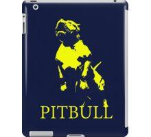 pitbull monster iPad Case/Skin