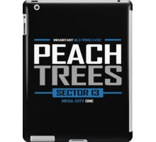 Peach Trees iPad Case/Skin