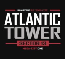 Atlantic Tower by chazy73
