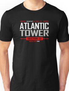 Atlantic Tower Unisex T-Shirt