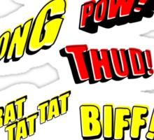 comic2 Sticker