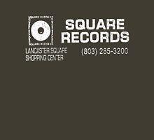 Square Records White Unisex T-Shirt