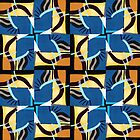 Abstract Pattern #4 by Lisa V Robinson