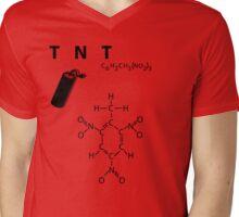 TNT - explosive Mens V-Neck T-Shirt