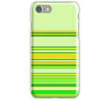 Key Lime Green Ribbon iPhone Case/Skin