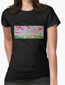 Quantum Phenomenon Womens Fitted T-Shirt