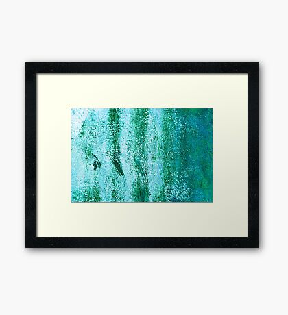 Nautical Abstract Framed Print