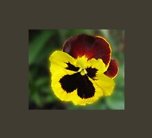 Little Treasure - Sunlit Amber and Gold Pansy T-Shirt