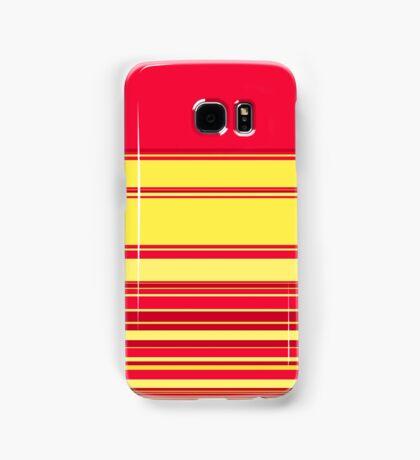 Strawberry/Banana Ribbon Samsung Galaxy Case/Skin