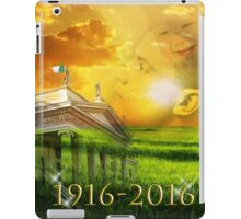 1916-2016 GPO Dublin iPad Case/Skin