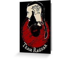 Team Ragnar - Vikings Greeting Card