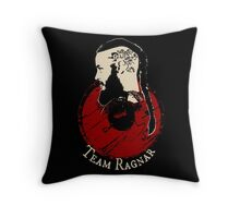 Team Ragnar - Vikings Throw Pillow