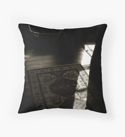 lighthousekeepers parlour Throw Pillow