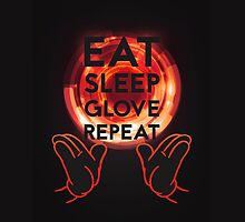 Gloving - Emazing Lights LED (Red) by atomickid