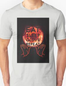Gloving - Emazing Lights LED (Red) T-Shirt