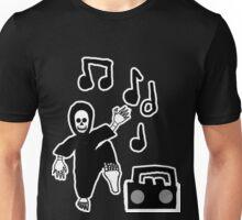 Street Dancing Reaper Unisex T-Shirt