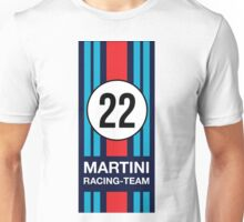 Not Martini F1 Motorsport Williams unofficial! Unisex T-Shirt