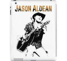 JASON ALDEAN iPad Case/Skin