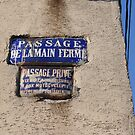 Streets signs 03 by Pascale Baud