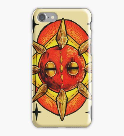 Solrock  iPhone Case/Skin