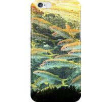 Something Fishy in the Air iPhone Case/Skin