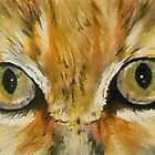 Eye-Catching Sand Cat by BarbBarcikKeith