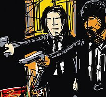 Pulp Fiction by rimadi
