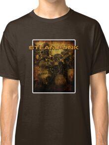 Steampunk Engine Pod Classic T-Shirt