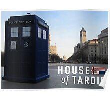 House of TARDIS Poster